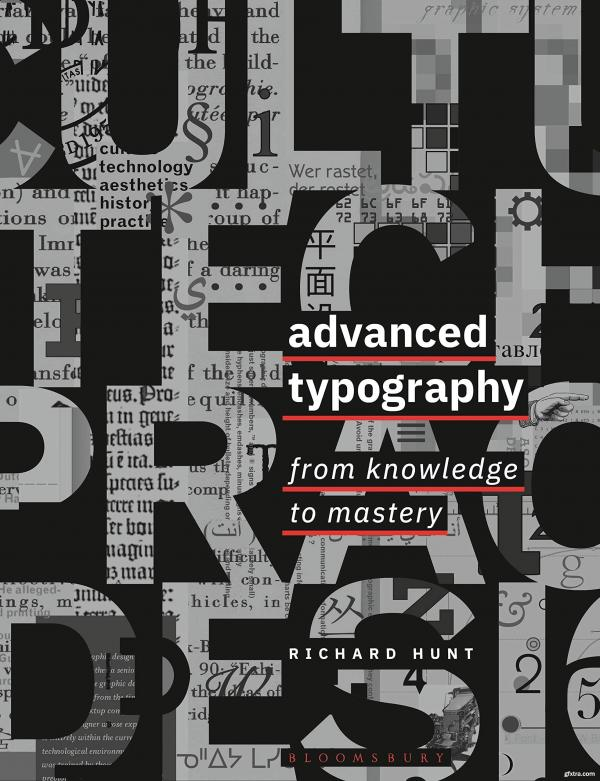 Advanced Typography book cover